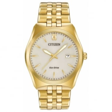 Citizen Mens Corso Eco-Drive Bracelet Watch