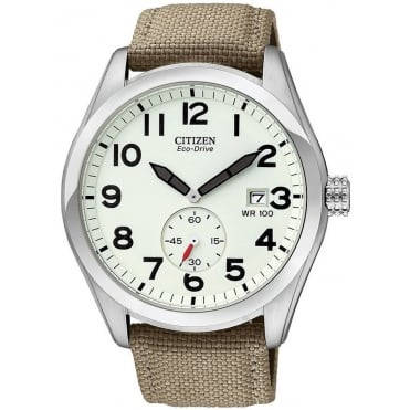 Citizen Mens Eco-Drive Bracelet Watch