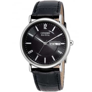 Citizen Mens Eco-Drive Strap Watch