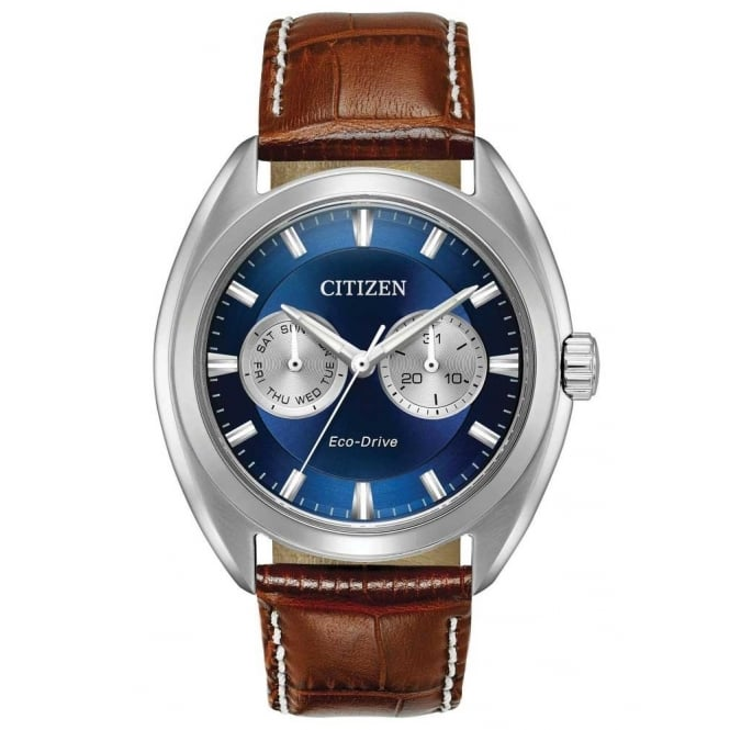Citizen Mens Paradex Eco-Drive Strap Watch