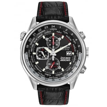 Citizen Mens Red Arrows Strap Watch