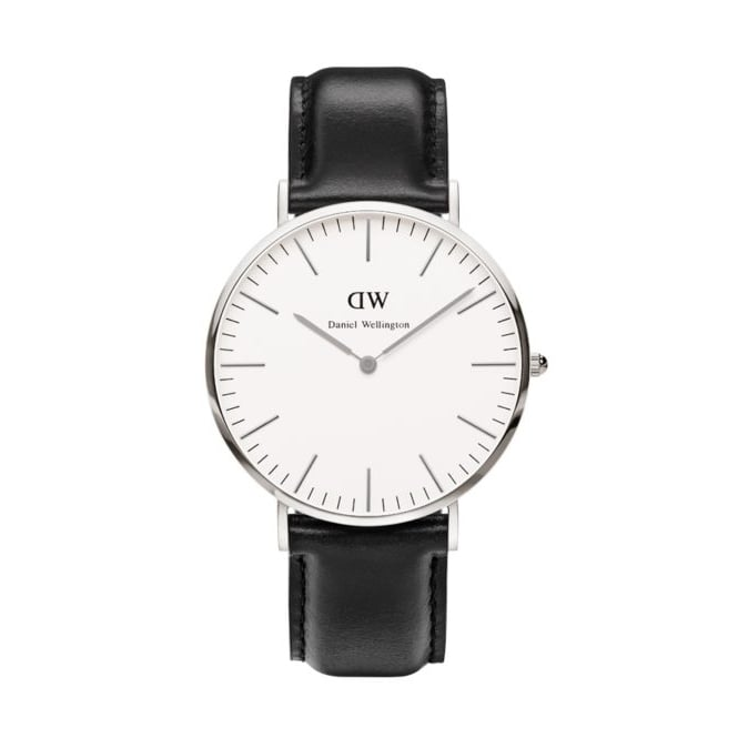 Daniel Wellington Classic Sheffield Silver Mens Watch