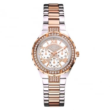Ladies 'Viva' Multi Mood Dial with a 2 Colour Bracelet