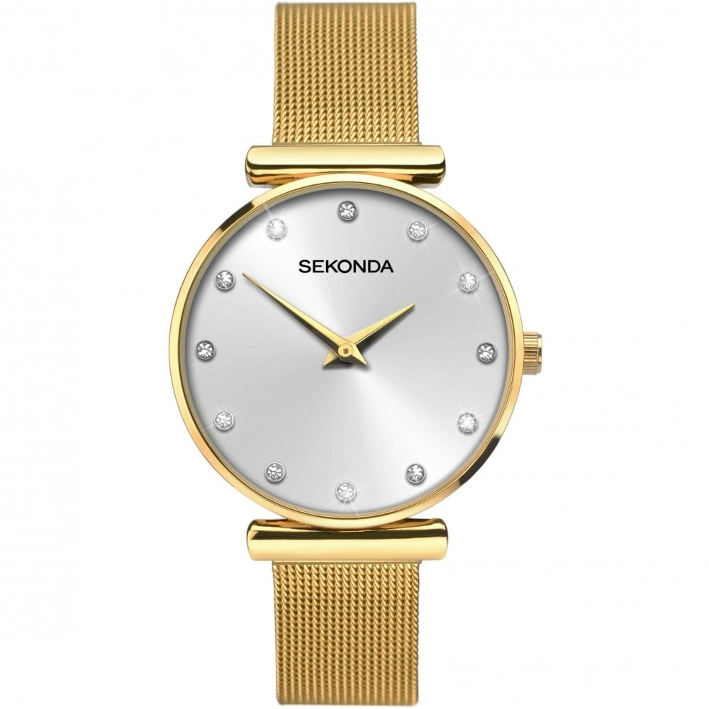 women products adjustable gold bracelet rose mesh steel watch minimalist white watches miajwl with stainless