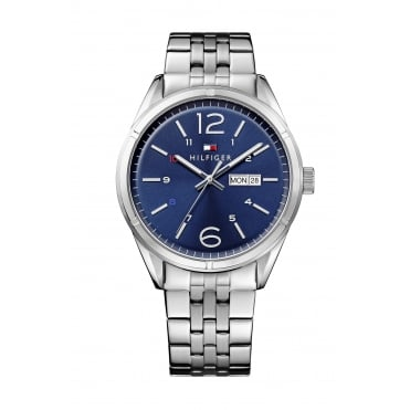 Tommy Hilfiger Charlie Mens Stainless Steel Bracelet Watch