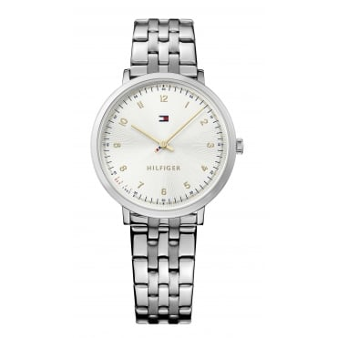 Tommy Hilfiger Pippa Stainless Steel Ladies Bracelet Watch